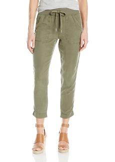 Calvin Klein Jeans Women's Tencel Pull On Pant IVY Mist
