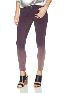 Calvin Klein Jeans Women's Twill Ankle Skinny Pant