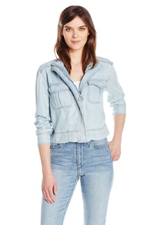 Calvin Klein Jeans Women's Ulitity Jacket  MEDIUM