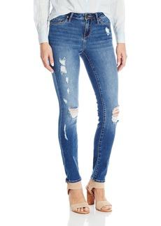Calvin Klein Jeans Women's Ultimate Skinny Ripped Jean