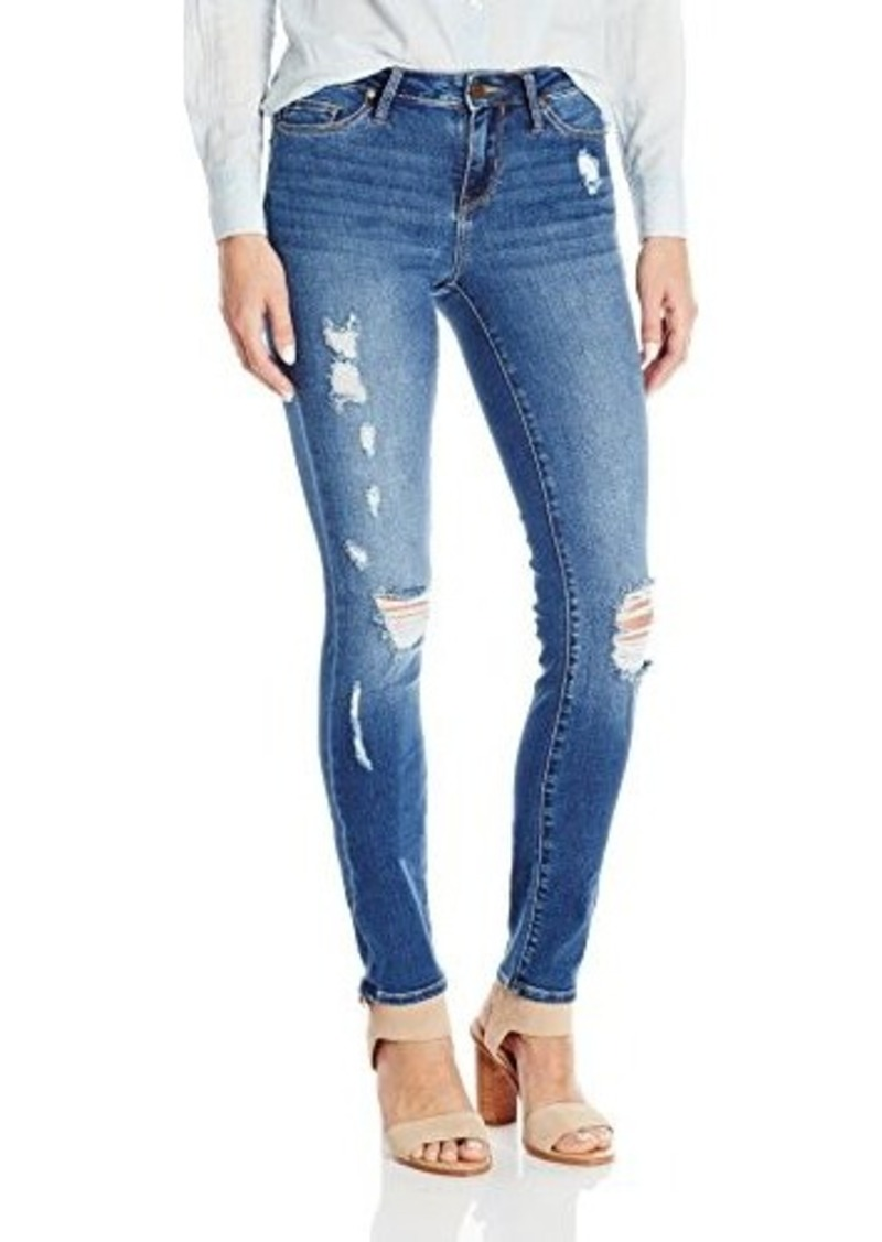 Calvin Klein Jeans Women's Ultimate Skinny Ripped Jean  29x32L