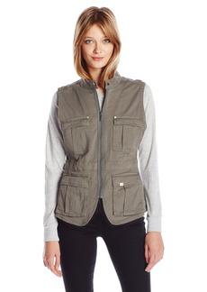 Calvin Klein Jeans Women's Utility Cargo Vest