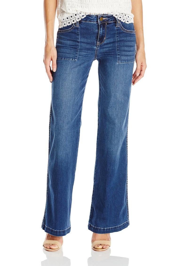 Calvin Klein Jeans Women's Utility Flare