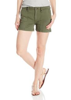 Calvin Klein Jeans Women's Utility Short IVY Mist