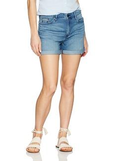 Calvin Klein Jeans Women's Whisper Weight Boyfriend Short Wash