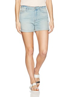 Calvin Klein Jeans Women's Whisper Weight Boyfriend Short Wash