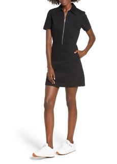 Calvin Klein Jeans Zip Front Dress
