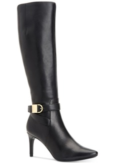 Calvin Klein Jemamine Tall Dress Boots Created for Macy's Women's Shoes