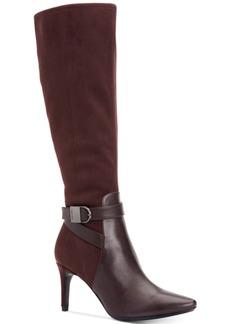 Calvin Klein Jemamine Dress Boots Women's Shoes