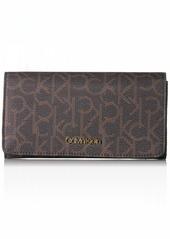 Calvin Klein Key Item Nylon Billfold Wallet