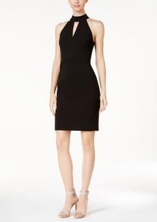 Calvin Klein Choker Halter Dress