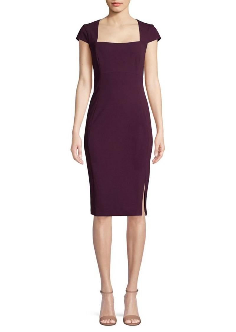 Calvin Klein Knee-Length Sheath Dress