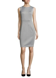 Calvin Klein Knit Sheath Dress