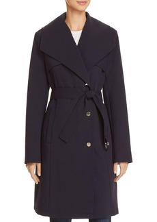 Calvin Klein Knit Trench Coat