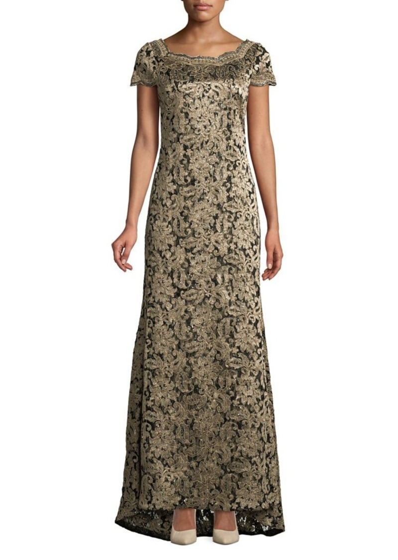 Calvin Klein Calvin Klein Lace Evening Gown | Dresses
