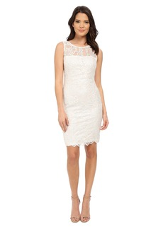 Calvin Klein Lace Sheath Dress CD5B4M6C