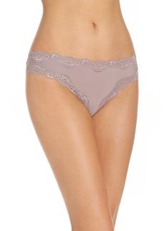 Calvin Klein Lace Trim Thong (3 for $33)