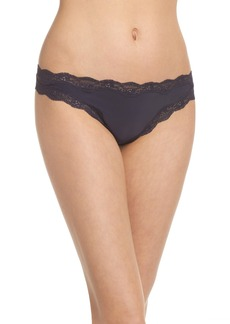 Calvin Klein Lace Trim Thong (3 for $33)