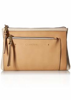 Calvin Klein Lane Nylon Key Item Belt Bag Fanny Pack