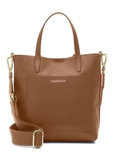 Calvin Klein Larissa Leather Crossbody
