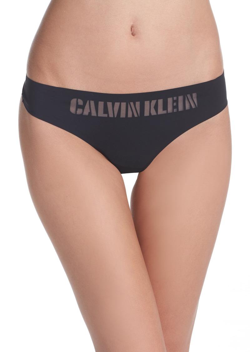 d15b58b9aa Calvin Klein Calvin Klein Laser Thong
