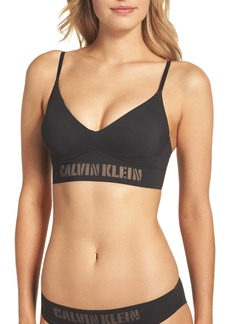 Calvin Klein Laser Wireless Triangle Bra