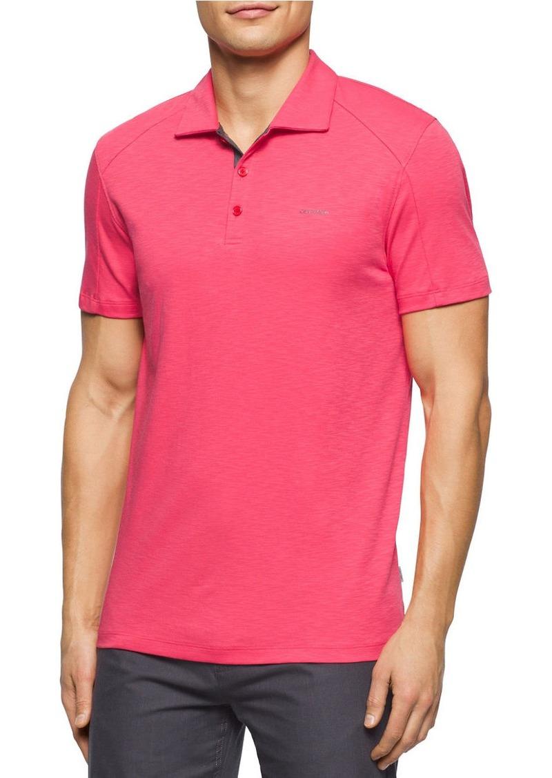 Calvin Klein Calvin Klein Liquid Cotton Polo Shirt