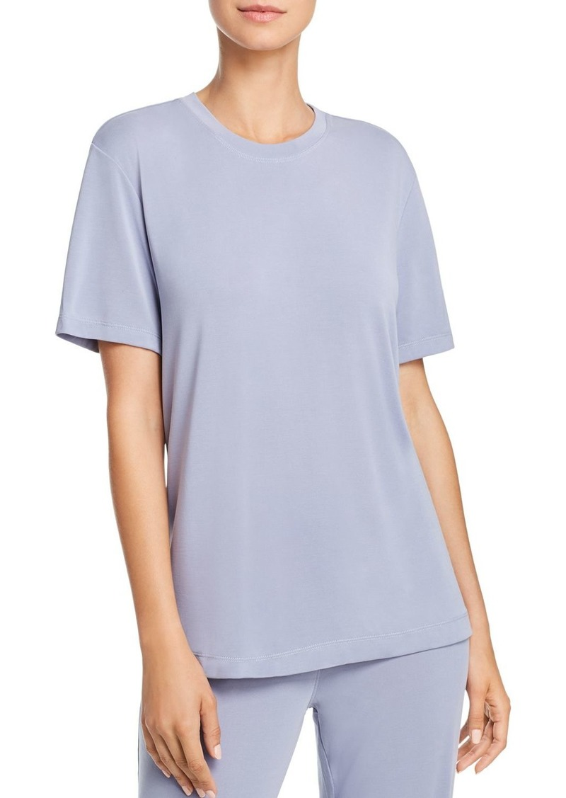 Calvin Klein Liquid Touch Lounge Short-Sleeve Tee