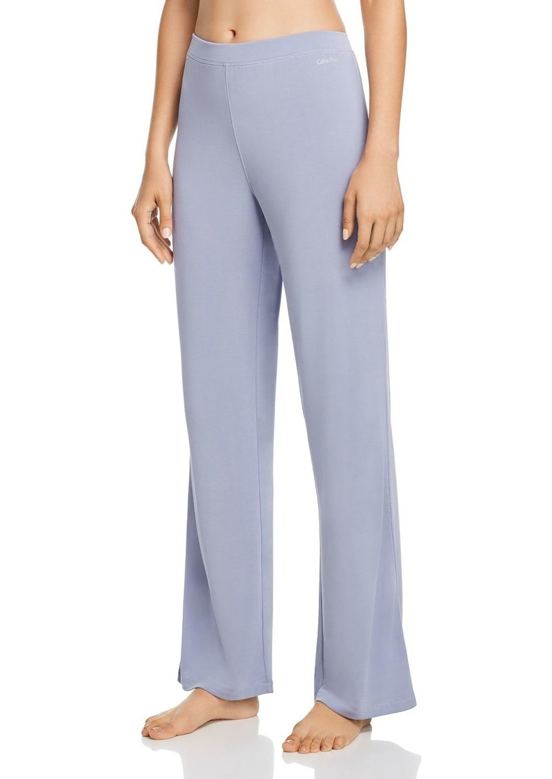 Calvin Klein Liquid Touch Lounge Sleep Pants