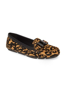 Calvin Klein Lisette Genuine Calf Hair Loafer (Women)