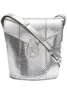 Calvin Klein Lock Mini Bucket Bag