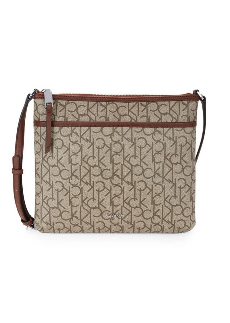501480eab552 Calvin Klein Calvin Klein Logo Crossbody Bag   Handbags
