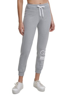 Calvin Klein Logo Fleece Sweatpants