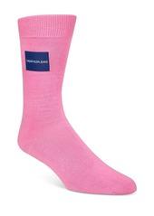 Calvin Klein Logo-Patch Socks