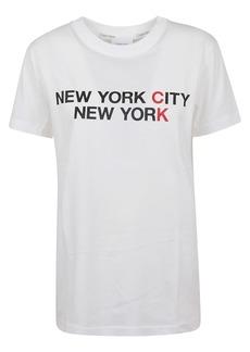 Calvin Klein Logo Text Tshirt