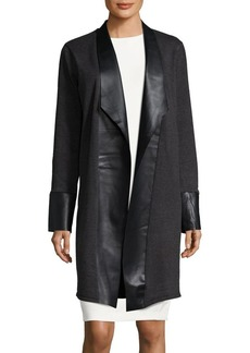 Calvin Klein Long Drop Coat