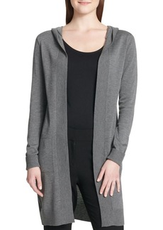 Calvin Klein Long Hooded Cardigan