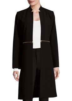 Calvin Klein Long Open Jacket