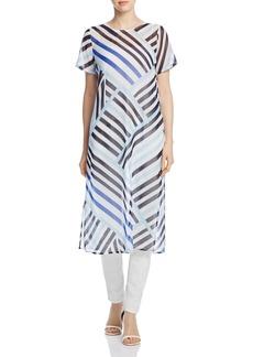 Calvin Klein Long Side Slit Tunic