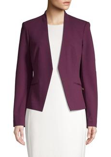 Calvin Klein Long-Sleeve Open Jacket