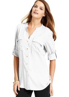 Calvin Klein Long-Sleeve Shirt
