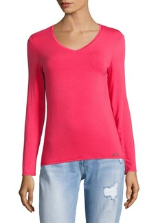 Calvin Klein Long-Sleeve Tee