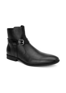Calvin Klein Louis Leather Booties