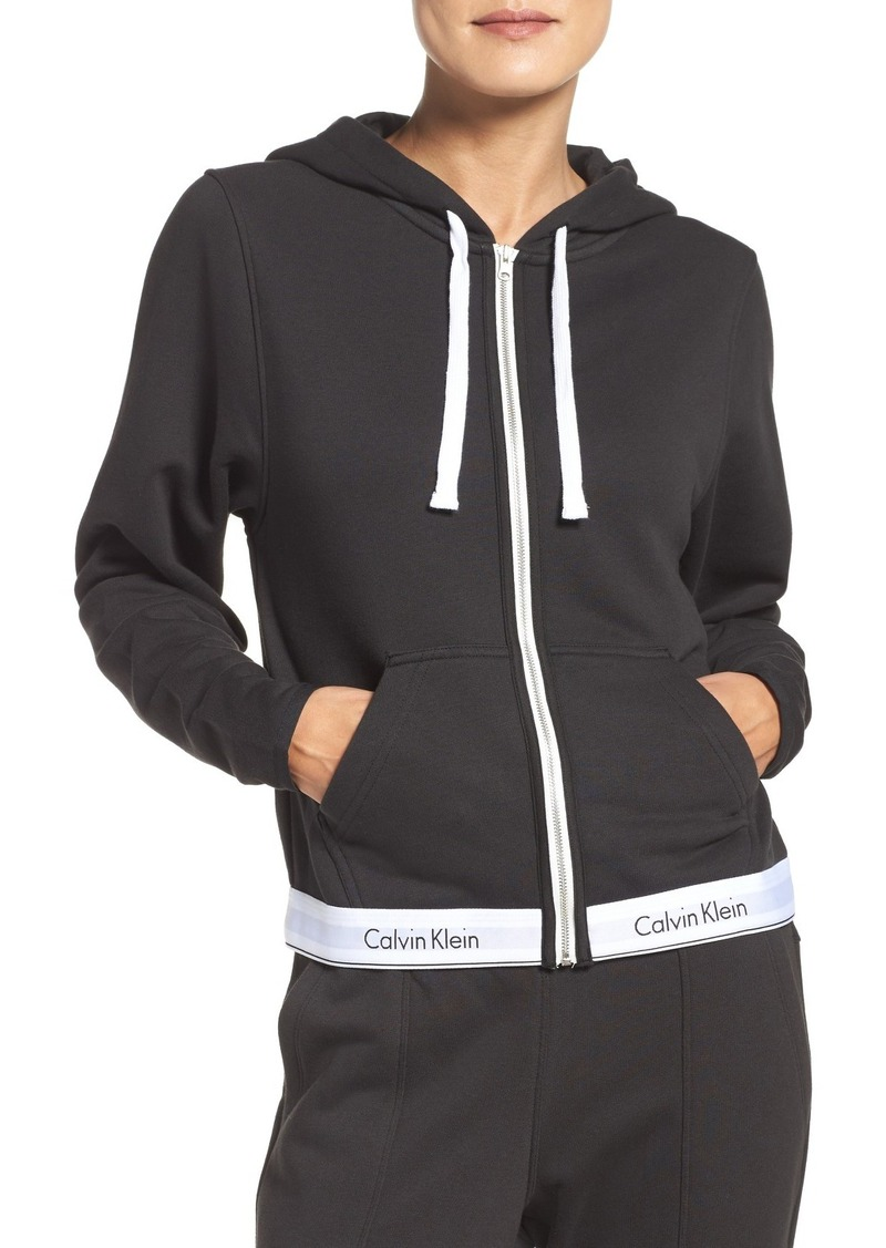 calvin klein calvin klein lounge hoodie casual shirts shop it to me. Black Bedroom Furniture Sets. Home Design Ideas