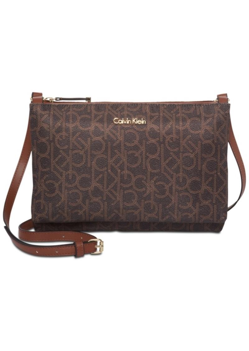 534c3927efd Calvin Klein Calvin Klein Lucy Small Nylon Crossbody Now $47.03