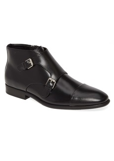 Calvin Klein Ludo Double Monk Strap Shoe (Men)