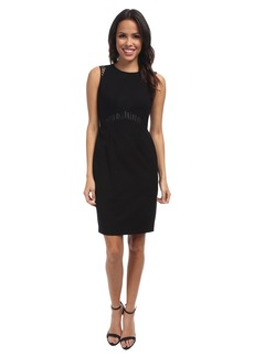 Calvin Klein Lux Cutout Sheath CD4X1289
