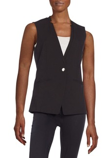 Calvin Klein Lux One Button Vest
