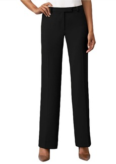 CALVIN KLEIN Madison Straight-Leg Pants