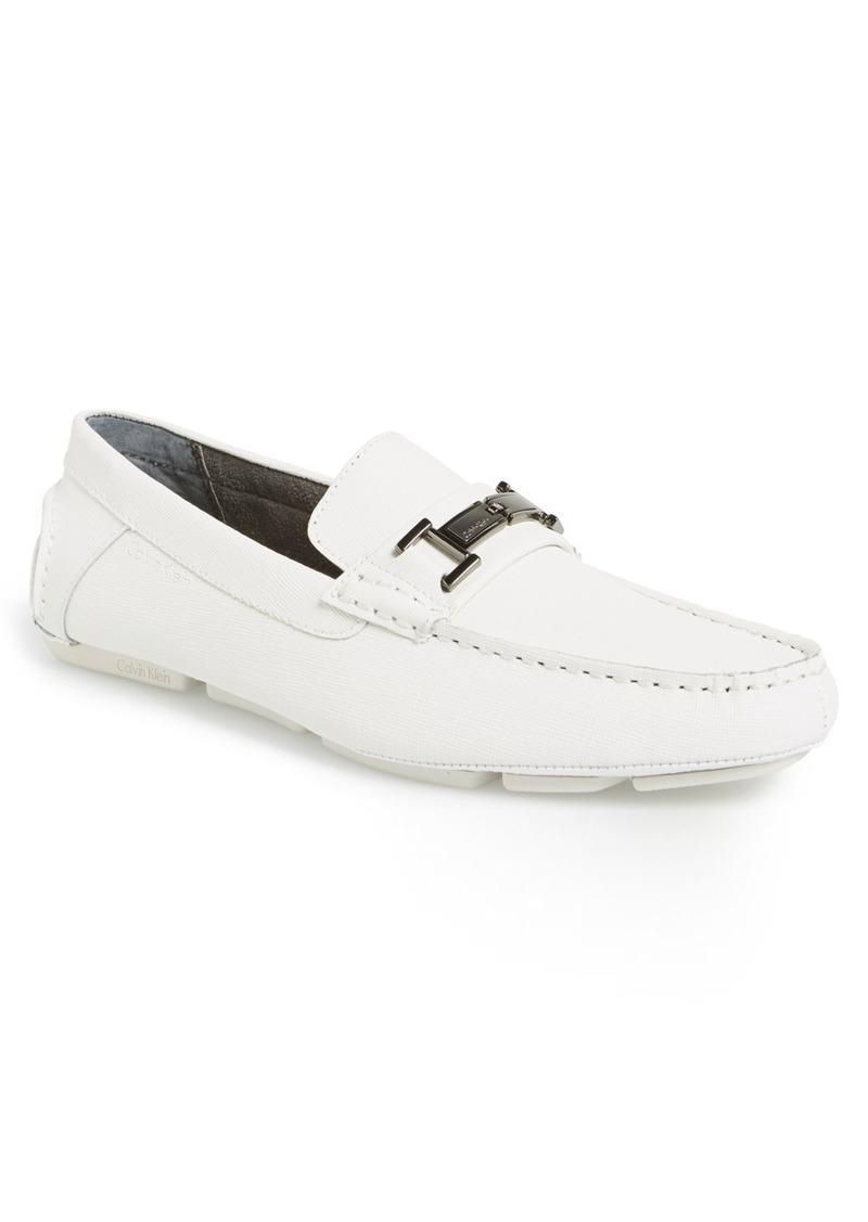 dc0ee4bcaf3 Calvin Klein Calvin Klein Magnus Driving Shoe (Men)